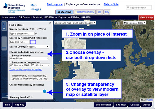Show Me The Map Of England.Explore Georeferenced Maps Map Images National Library Of Scotland