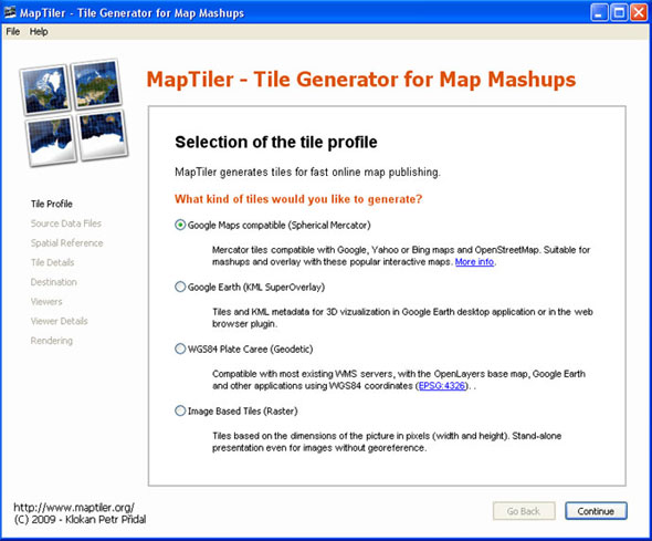 Visualising Urban Geographies: Using Maptiler to create a